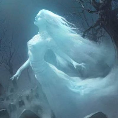 Élőholt lények Ghost10