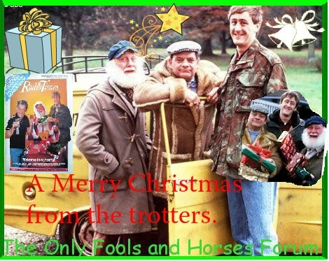 The Only Fools and Horses Fan Club & Forum