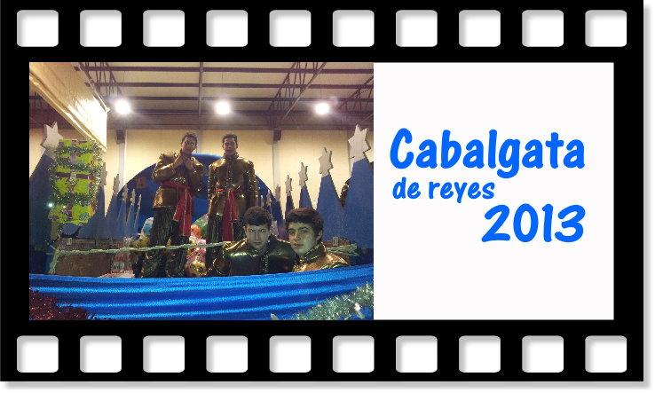 [ALBUM DE FOTOS] Cabalgata de Reyes 2013 Collag11