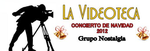 [VIDEODOCUMENTAL] Concierto Benéfico de Navidad 2012 La_vid12
