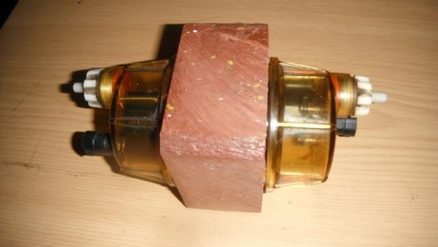 Modification alimentation pompe TD/95. Dscf1826