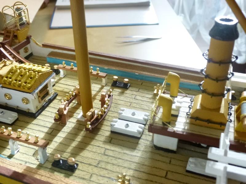 Il mio primo cantiere navale, Amerigo Vespucci, scala 1/100 DeA - Pagina 5 Dmc_0010