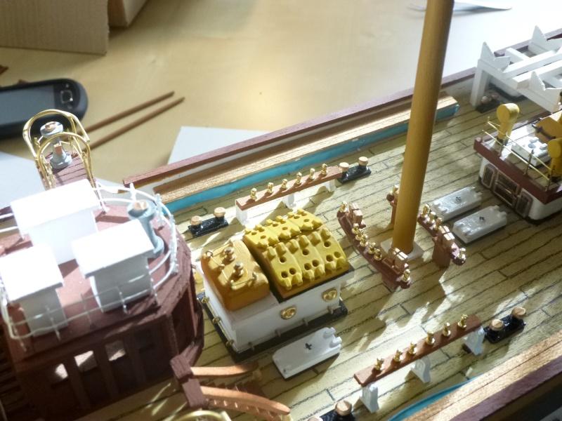 Il mio primo cantiere navale, Amerigo Vespucci, scala 1/100 DeA - Pagina 5 Dmc_0012