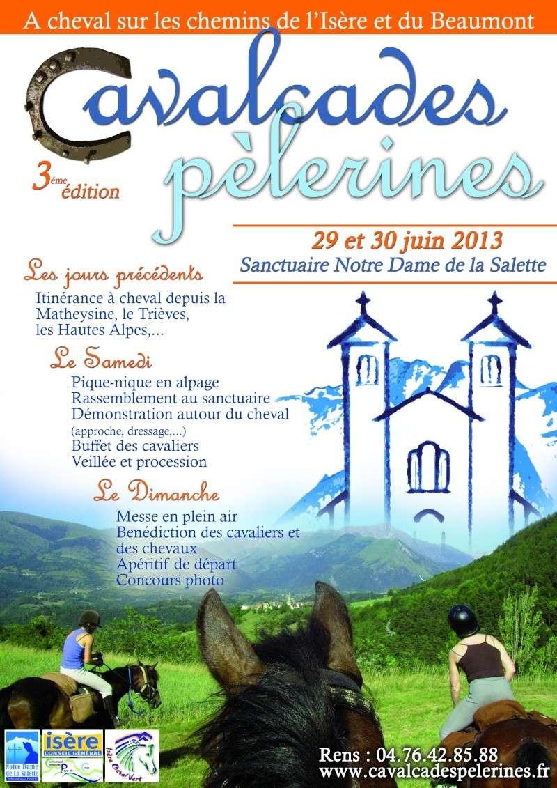 Les cavalcades Pèlerines 2013 Affich11