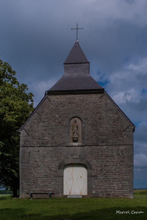 Chapelle Notre-Dame de Bonne Pensée. 18062010