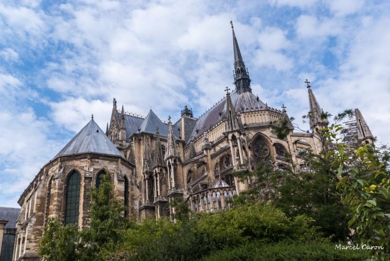 cathédrale de Reims. Dsc08712