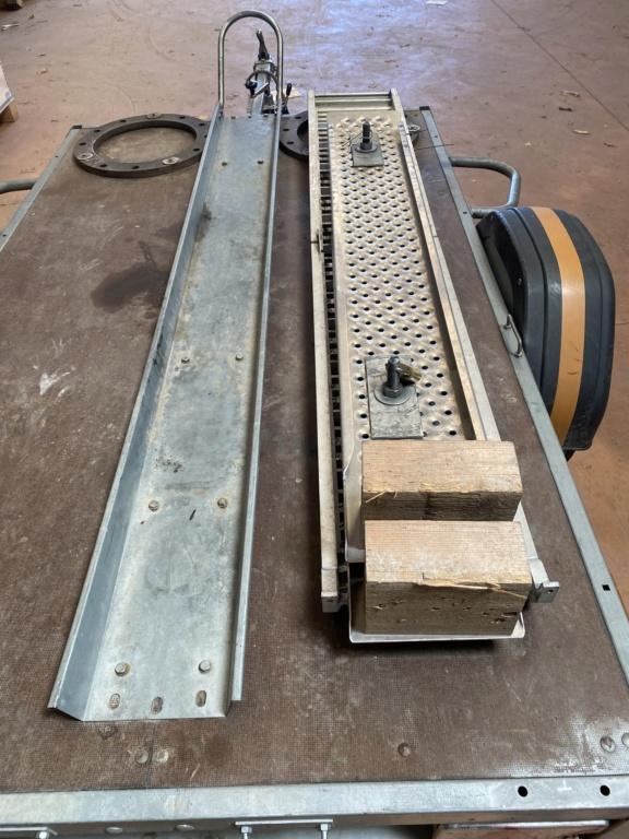 Vends remorque plateau quad 500kgs equipé pour HD  34982510