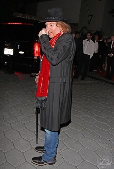 Axl Roses:Sunset Towers, Golden Globes 19020_10