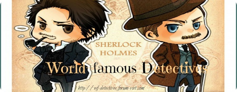 World-famous Detectives