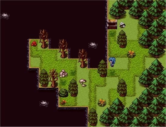 [RPG Maker VX]Parral Map10