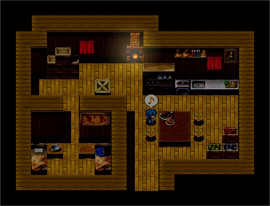 [RPG Maker VX]Parral Map511