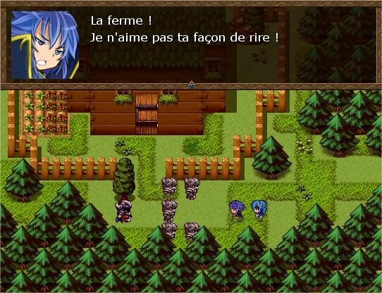 [RPG Maker VX]Parral Map810