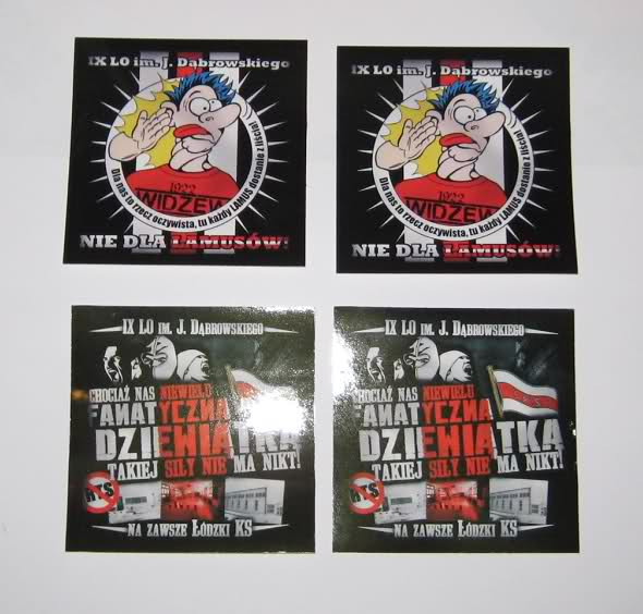 Stickers from your club/country 28mv7610