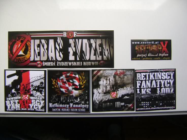 Stickers from your club/country 3ddi10