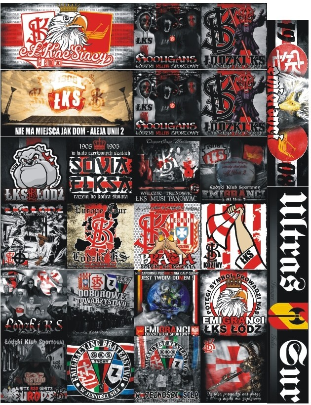 Stickers from your club/country V12_110