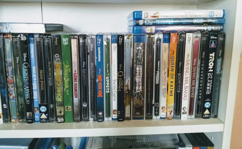 [Photos] Postez les photos de votre collection de DVD et Blu-ray Disney ! - Page 11 1011