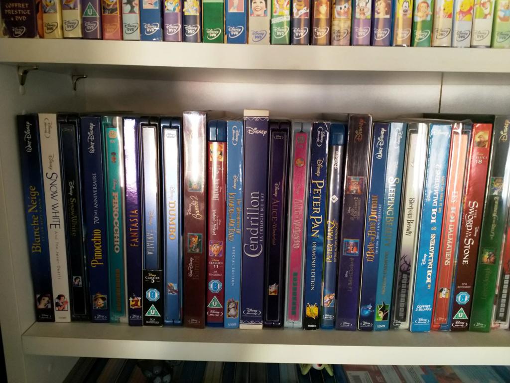 [Photos] Postez les photos de votre collection de DVD et Blu-ray Disney ! - Page 11 310