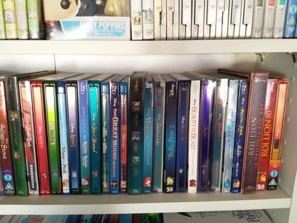 [Photos] Postez les photos de votre collection de DVD et Blu-ray Disney ! - Page 11 410
