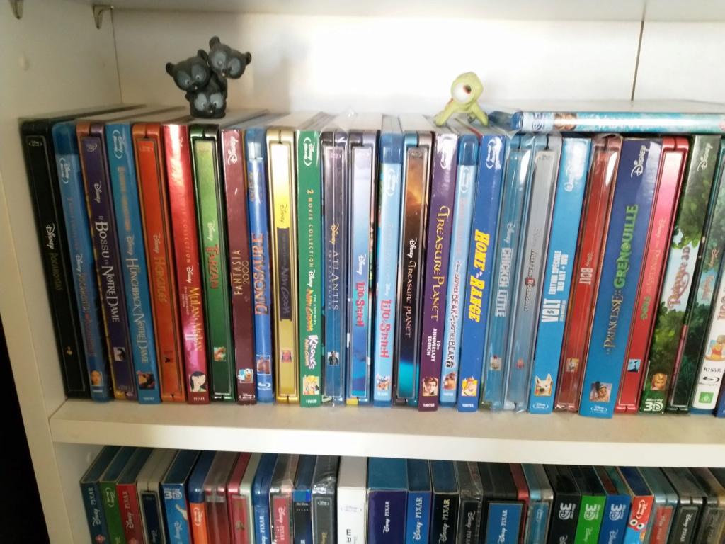 [Photos] Postez les photos de votre collection de DVD et Blu-ray Disney ! - Page 11 510