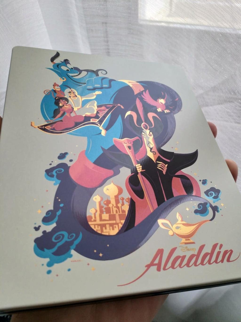 Les Blu-ray Disney en Steelbook [Débats / BD]  - Page 11 56958810