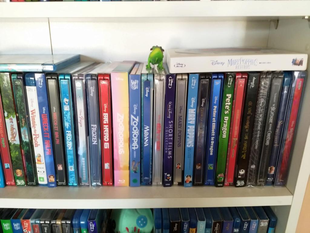 [Photos] Postez les photos de votre collection de DVD et Blu-ray Disney ! - Page 11 610