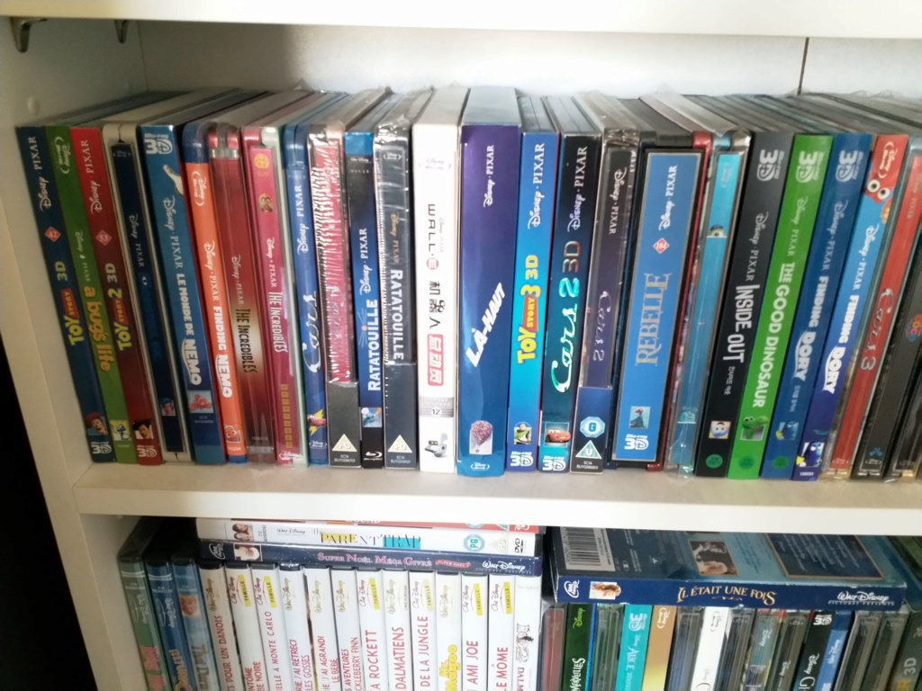 [Photos] Postez les photos de votre collection de DVD et Blu-ray Disney ! - Page 11 710