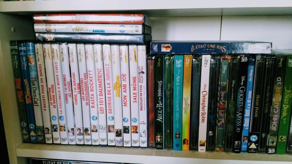 [Photos] Postez les photos de votre collection de DVD et Blu-ray Disney ! - Page 11 910
