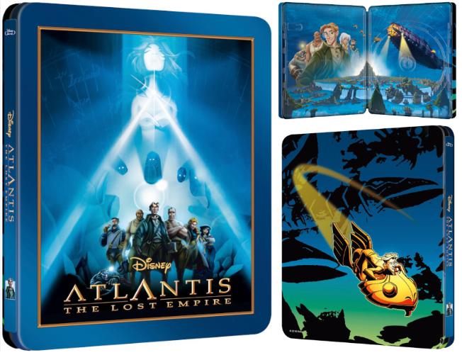 [Débats / BD] Les Blu-ray Disney en Steelbook - Page 8 Atlant10
