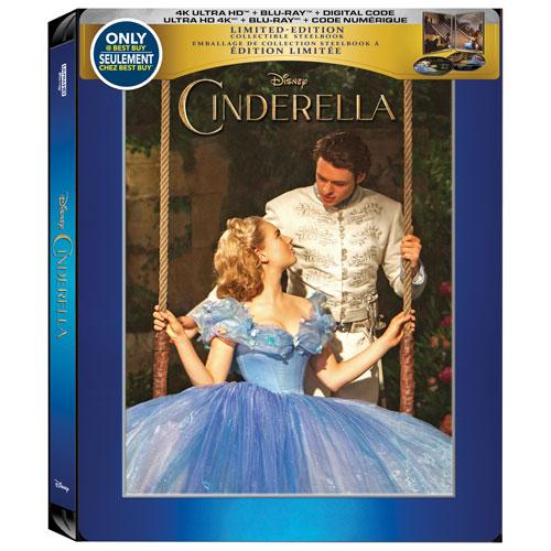 Les Blu-ray Disney en Steelbook [Débats / BD]  - Page 11 Cinder10