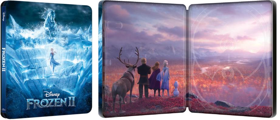 [Débats / BD] Les Blu-ray Disney en Steelbook - Page 13 Frozen10