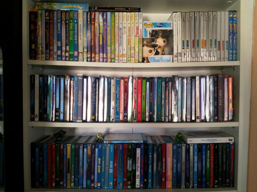 [Photos] Postez les photos de votre collection de DVD et Blu-ray Disney ! - Page 11 Full111