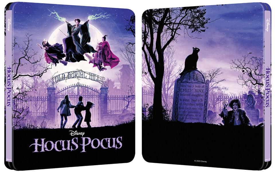 Les Blu-ray Disney en Steelbook [Débats / BD]  - Page 14 Hocus-11