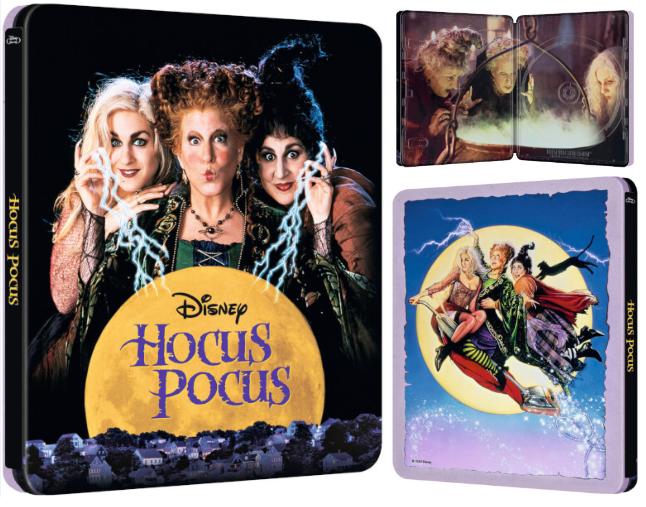 [Débats / BD] Les Blu-ray Disney en Steelbook - Page 8 Hocus10