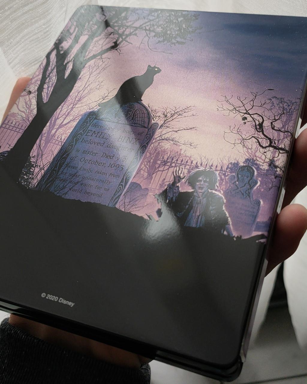 Les Blu-ray Disney en Steelbook [Débats / BD]  - Page 14 Img20211