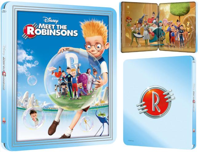 [Débats / BD] Les Blu-ray Disney en Steelbook - Page 8 Robins11