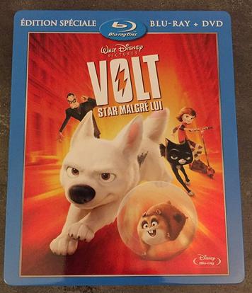 [Débats / BD] Les Blu-ray Disney en Steelbook - Page 14 Volt110