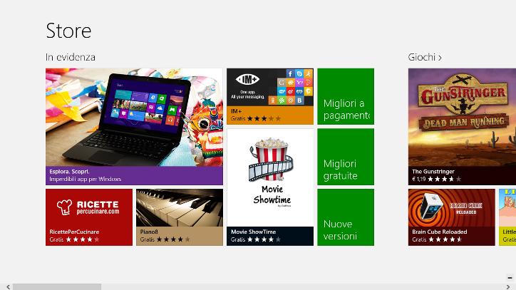 Come funziona Windows 8 Market11