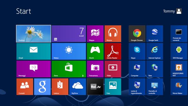 Cos'è windows 8 Start11