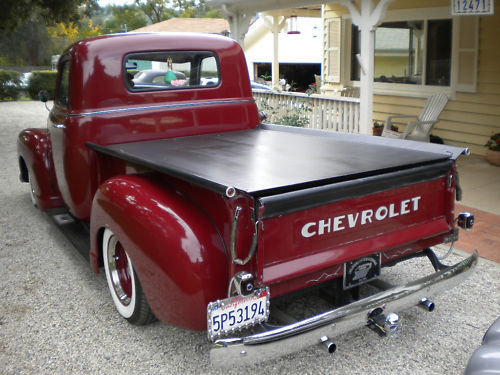 Chevy Pick up 1947 - 1954 custom & mild custom -b-idw10