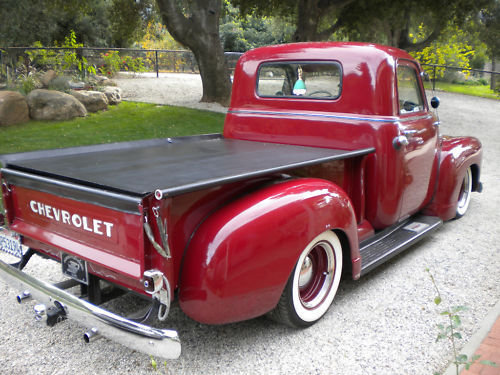 Chevy Pick up 1947 - 1954 custom & mild custom -b-idz10