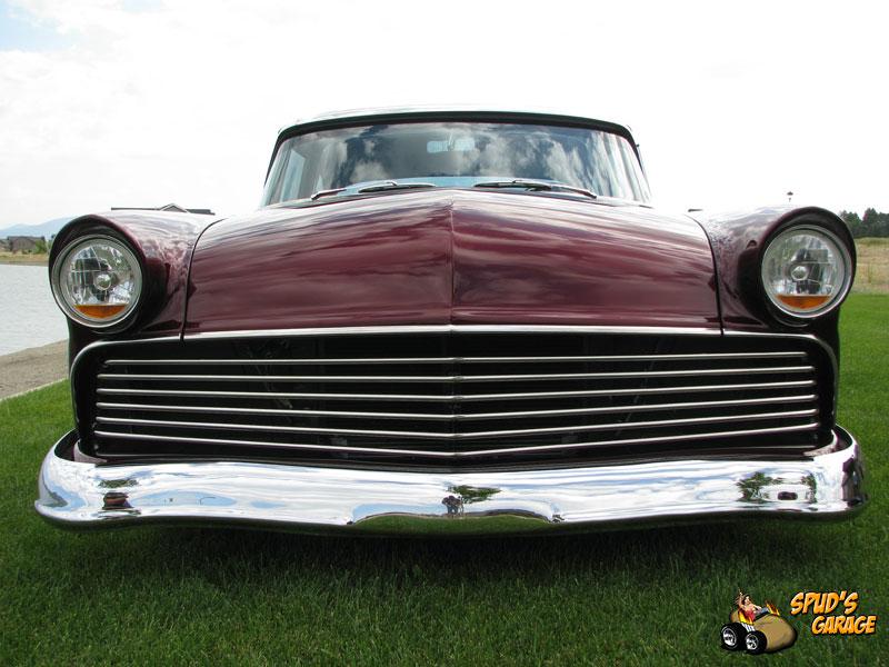 Ford 1955 - 1956 custom & mild custom 004e10