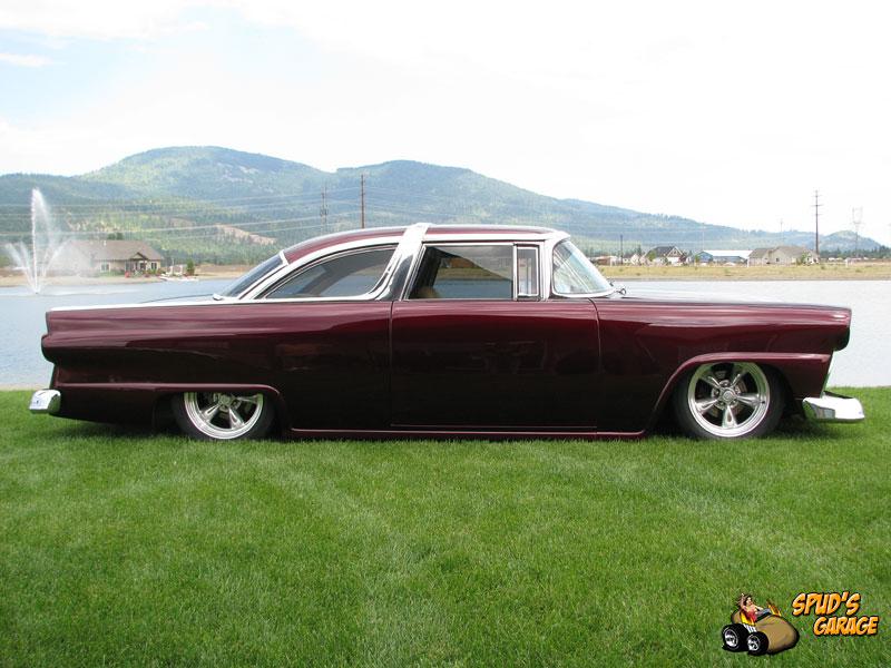 Ford 1955 - 1956 custom & mild custom 007e10