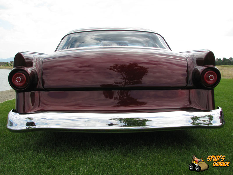 Ford 1955 - 1956 custom & mild custom 011e10