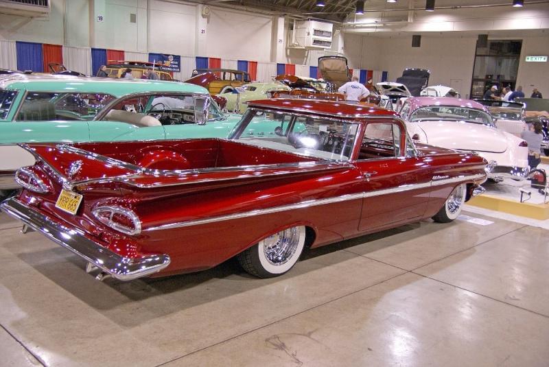 Chevy 1959 kustom & mild custom 01220910