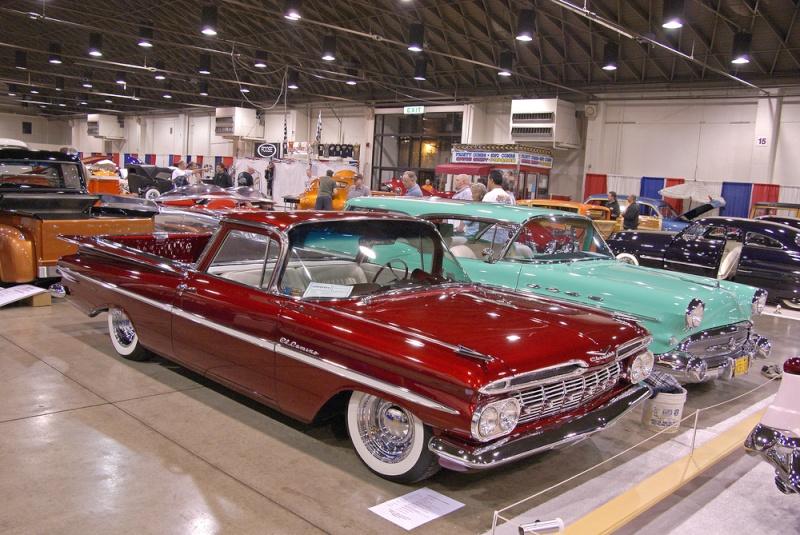Chevy 1959 kustom & mild custom 01220911