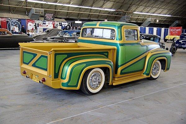 Ford Pick Up 1953 - 1956 custom & mild custom 01220914