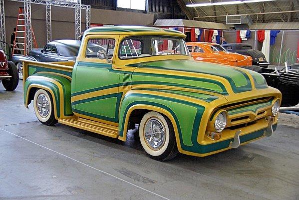 Ford Pick Up 1953 - 1956 custom & mild custom 01220915