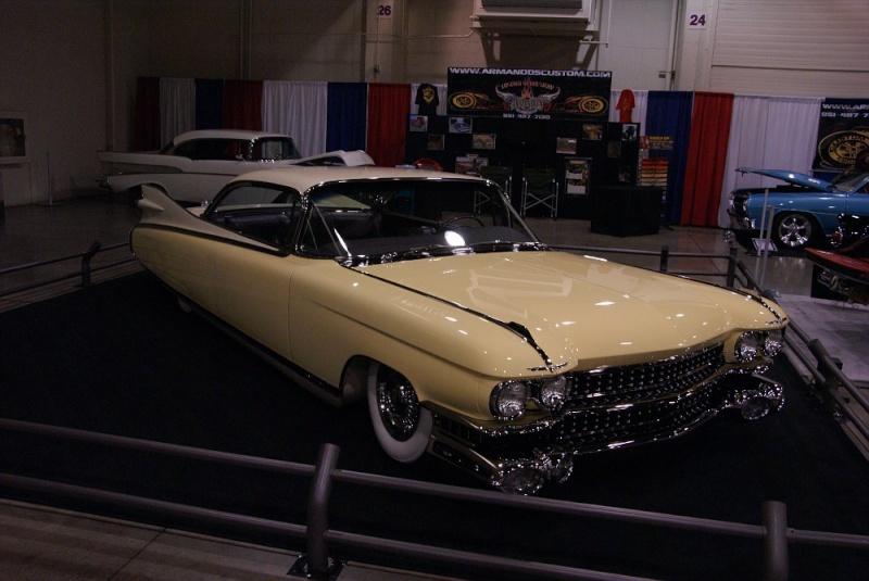 Cadillac 1959 - 1960 custom & mild custom 01281110