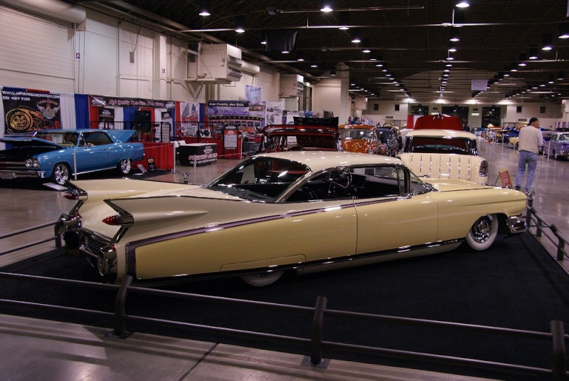 Cadillac 1959 - 1960 custom & mild custom 01281111