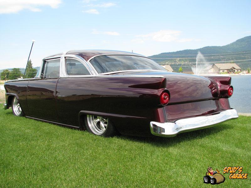 Ford 1955 - 1956 custom & mild custom 013e10